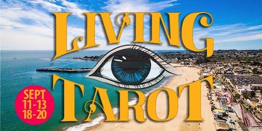 Living Tarot at Pacific Cultural Centerin Santa Cruz, CA