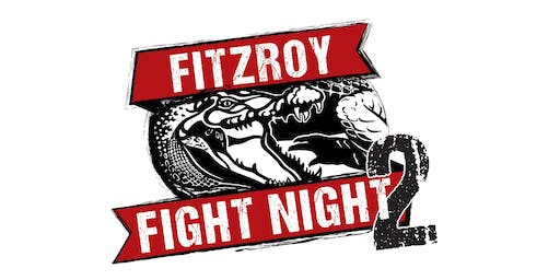 Fitzroy Fight Night 2