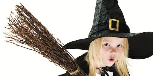 Baulkham Hills Library Spooky Storytime