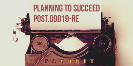 Planning to Succeed Session 9 Module C tickets