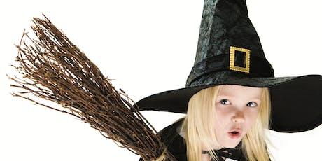 Vinegar Hill Memorial Library Spooky Storytime tickets