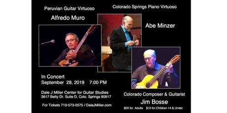 Alfredo Muro and Friends in Concert tickets