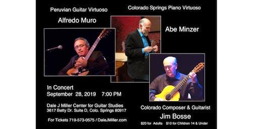 Alfredo Muro and Friends in Concert