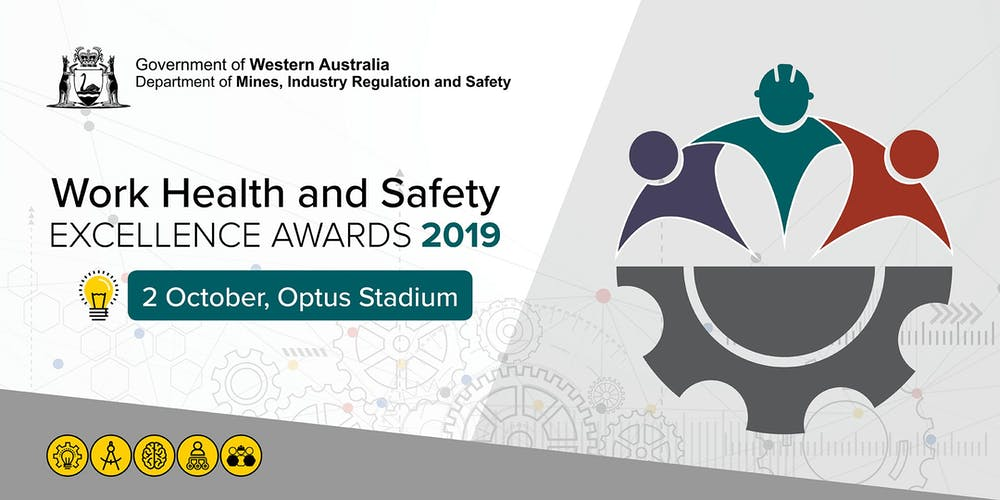 Work Health and Safety Excellence Awards 2019 Tickets, Wed