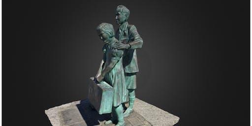 Display Interactive 3D models using Sketchfab