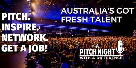 Australia's Got Fresh Talent tickets