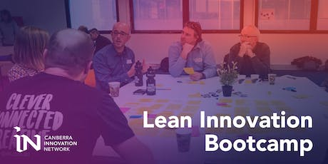 Lean Innovation Bootcamp tickets