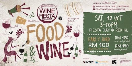 Malaysia Wine Fiesta 2019 tickets