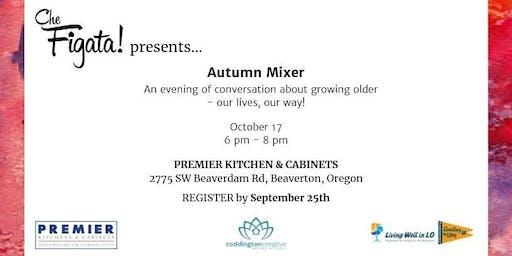 Autumn Mixer