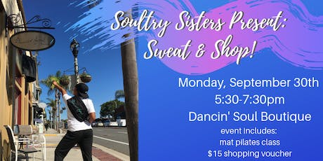 Soultry Sisters Present: Sweat & Shop tickets