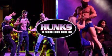 HUNKS The Show at Jewel's Dance Hall & Saloon (Austinburg, OH) tickets