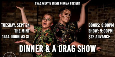 Dinner & A Drag Show VII tickets