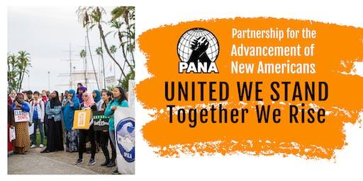 commUNITY Celebration of 5 years of PANA
