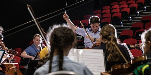 Coffs Con Youth Orchestra and Academy Concert 3
