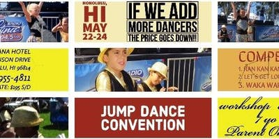 Jump Dance Convention & Competition Hawaii