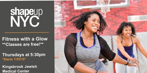FREE FITNESS FOR FUN - Zumba and Workout