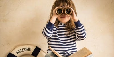 Library Discovery Tour for Kids