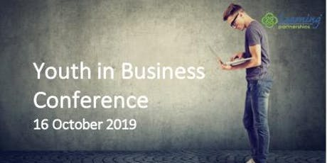 Youth in Business Conference  tickets