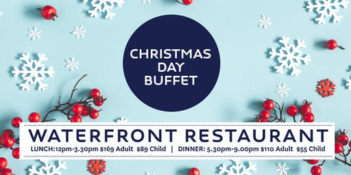 Christmas Day At The Waterfront