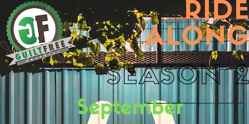 Guilt Free Ride Along Series: Season 2 (September Sessions)
