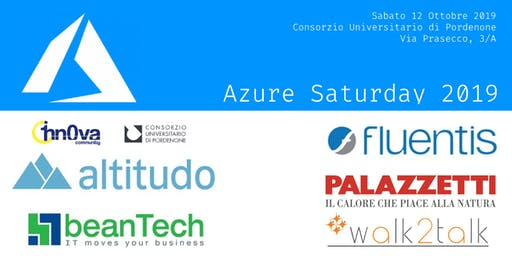 Azure Saturday 2019