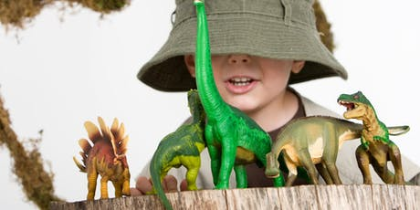 Dino Discovery - with The Children's Discovery Museum tickets