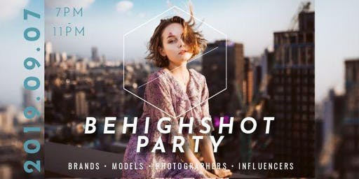 [ROOFTOP PARTY] Behighshot photo & networking party