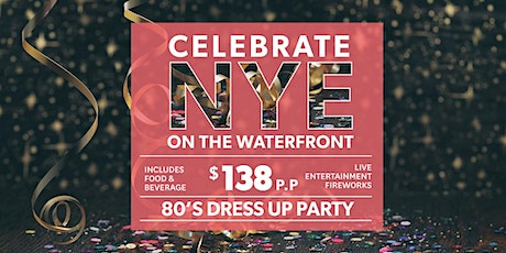 New Years Eve At The Waterfront tickets