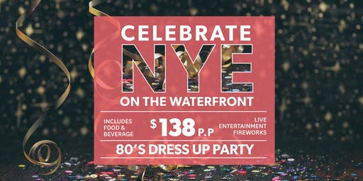 New Years Eve At The Waterfront
