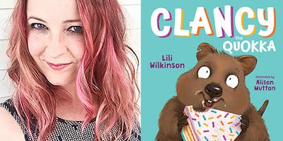 Book Launch: 'Clancy the Quokka' by Lili Wilkinson