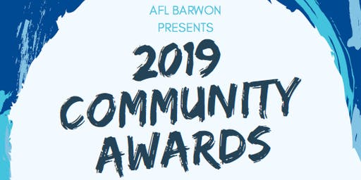 2019 Community Awards Night