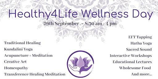 Healthy4Life Wellness Day September