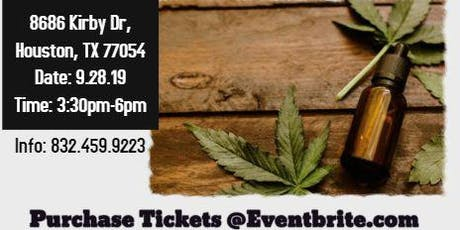CBD Crawl tickets