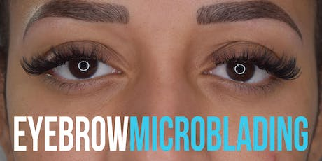 1-Day MICROBLADING TRAINING by Vibe Spa ($1000) tickets