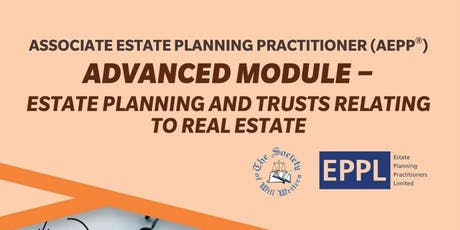 AEPP Course on Estate Planning & Trust relating to Real Estate tickets