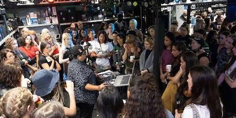 Women's DJ Workshop | Win a Pioneer DJ Controller (2 Chances) tickets