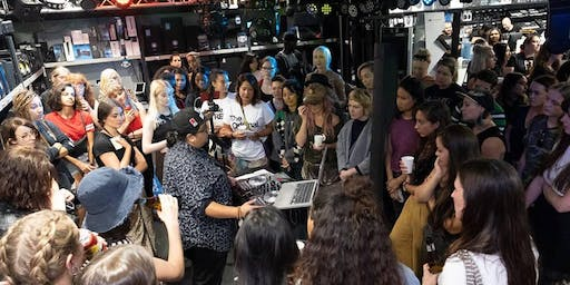 Women's DJ Workshop | Win a Pioneer DJ Controller (2 Chances)