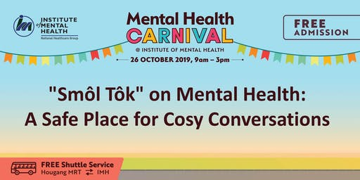 """""""Smôl Tôk"""" on Mental Health: A Safe Place for Cosy Conversations"""