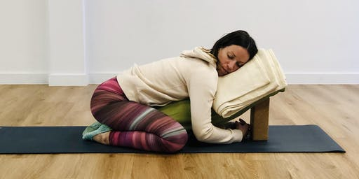 Community Restorative Yoga Class