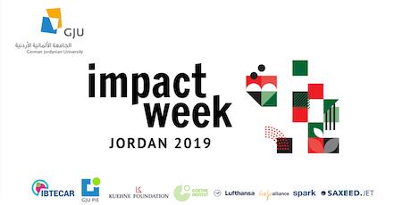 Impact Week Jordan 2019 tickets