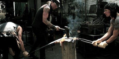 Intro I: Contemporary Blacksmithing with Pete Mattila | Nov 2019 tickets