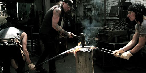 Intro I: Contemporary Blacksmithing with Pete Mattila | Nov 2019