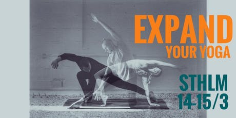 EXPAND your yoga 2020 biljetter