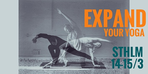 EXPAND your yoga 2020