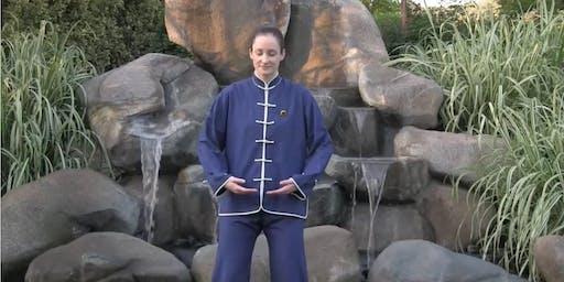 Di Yuan 'Earthly Qigong' Workshop
