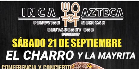 El charrito y la mayrita live tickets