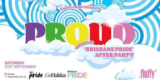 PROUD | Brisbane Pride Official After Party
