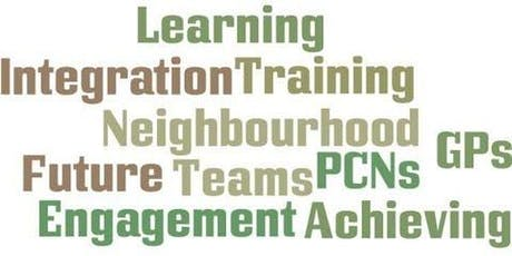 Engagement with PCNs is the future for community pharmacy (Somerset LPC) tickets