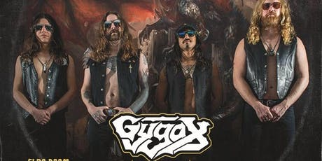 Gygax and Haunt at Elbo Room Jack London tickets