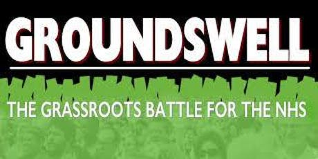 GROUNDSWELL -  NHS film screening tickets